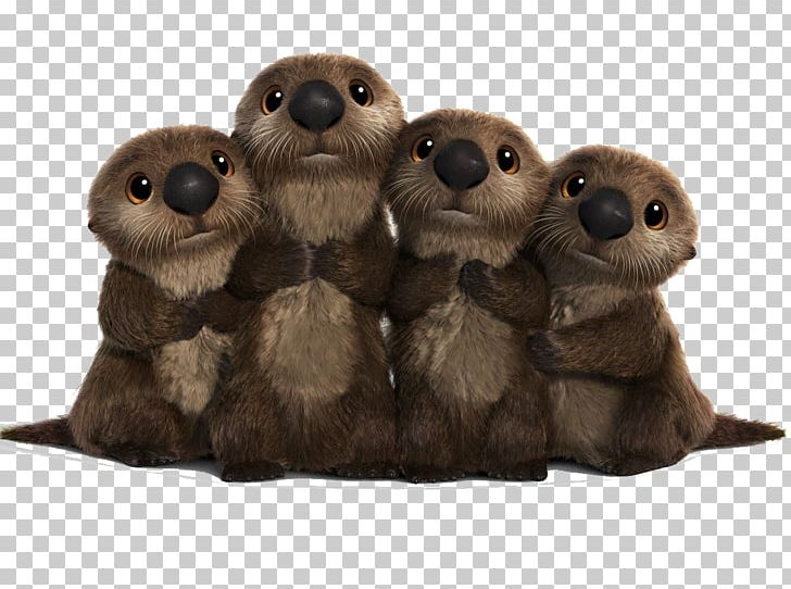 Sea Otter Sea Lion Nemo Pixar PNG, Clipart, Animation, Bear.