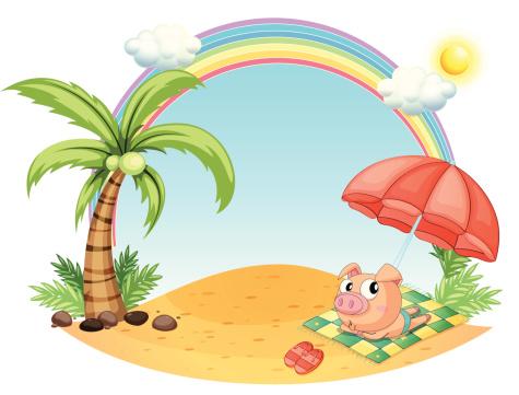 Sea Pig Clip Art Clip Art, Vector Images & Illustrations.