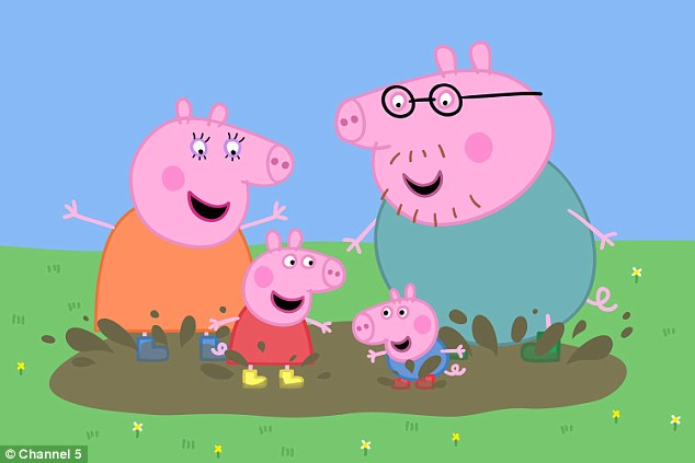 Peppa Pig creators bank £47m each after selling 70% stake to.