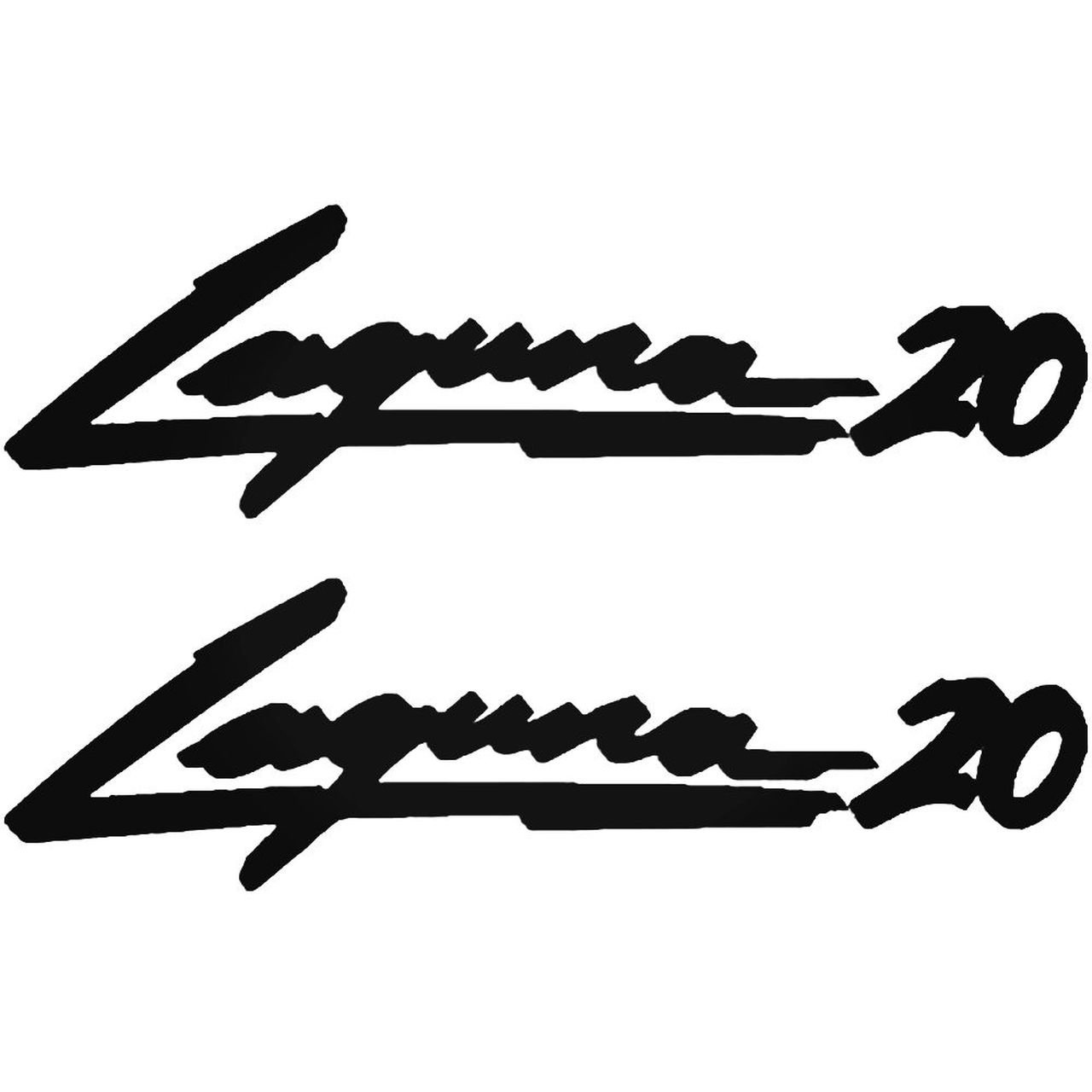 Sea Ray Laguna 20 Boat Kit Decal Sticker.