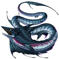 Highfin Sea Serpent.