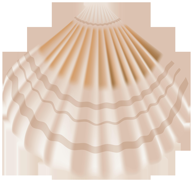 Seashell PNG Clip Art.
