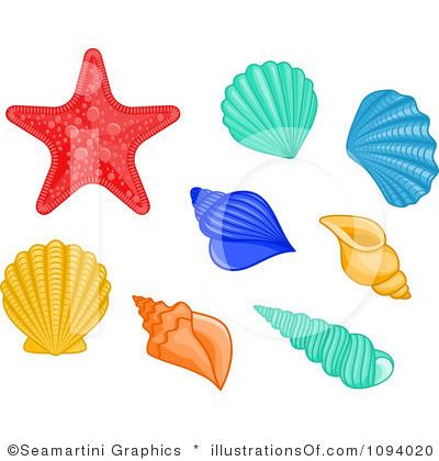 Seashells Clipart & Seashells Clip Art Images.