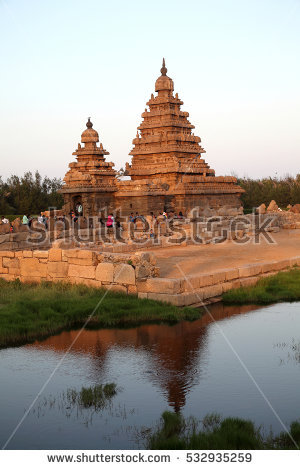 Mamallapuram Stock Photos, Royalty.