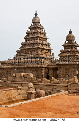 Mammalapuram Stock Photos, Royalty.