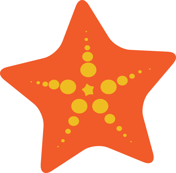 Sea Star Vector at GetDrawings.com.
