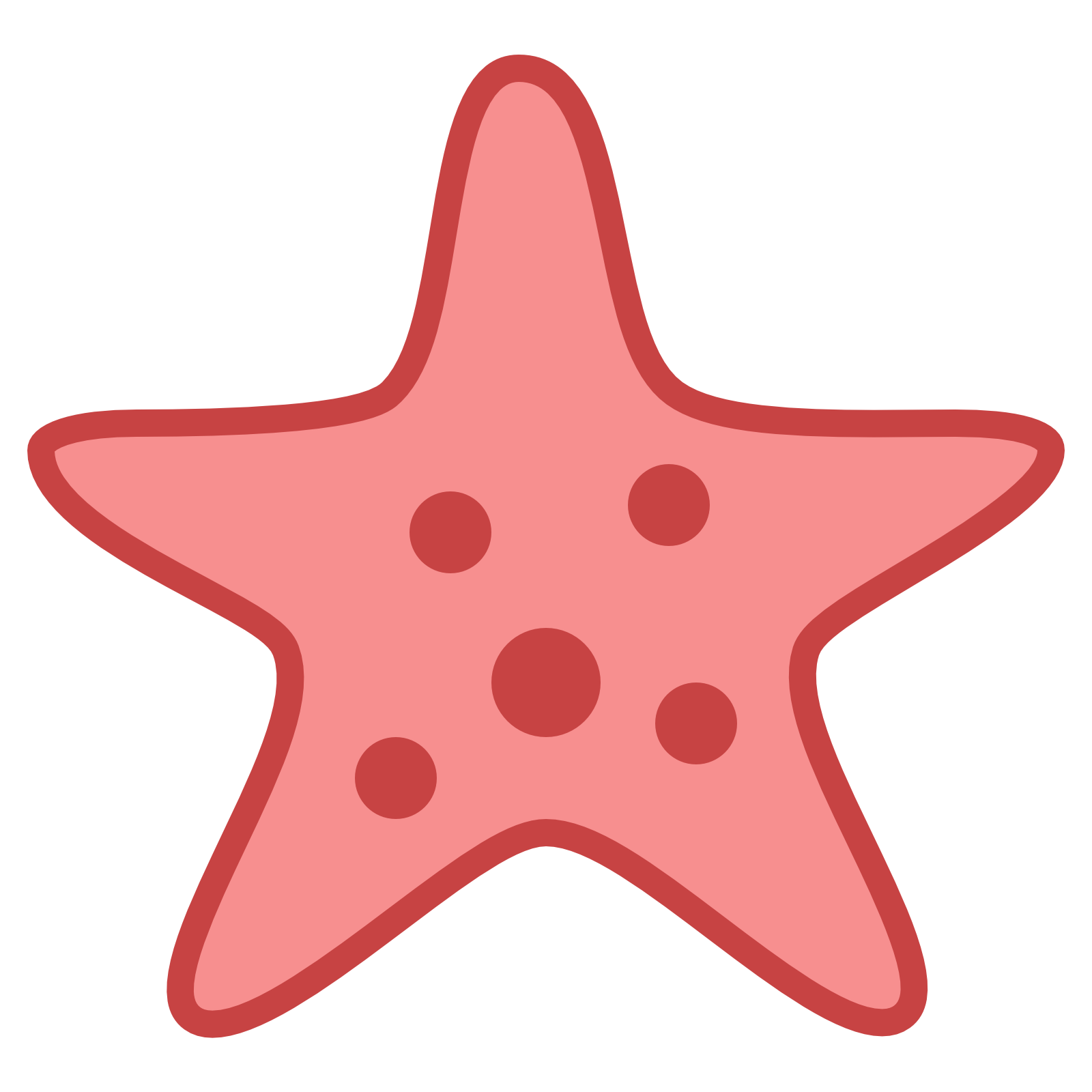 Starfish PNG images free download.