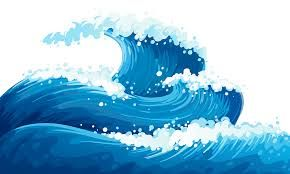 Image result for rough sea storm pics in art.