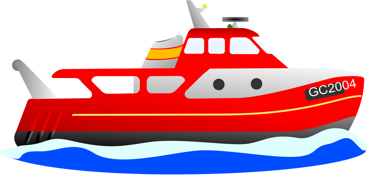 Sea Transportation Cliparts.