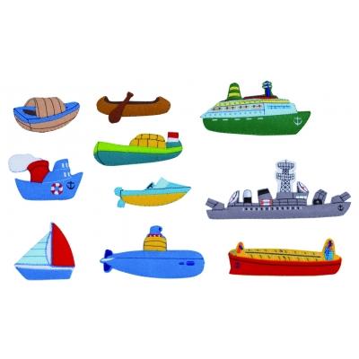 Sea Transport Motifs.
