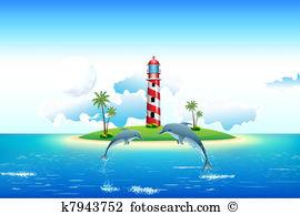 Sea views Clip Art EPS Images. 6,696 sea views clipart vector.