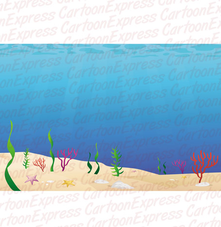 Seabed Clipart.