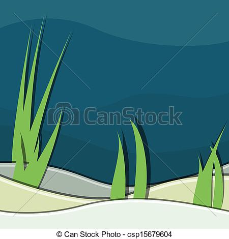 Seabed Clip Art Vector Graphics. 643 Seabed EPS clipart vector and.