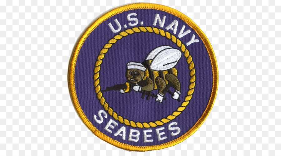 badge clipart Seabee Military Naval Mobile Construction.