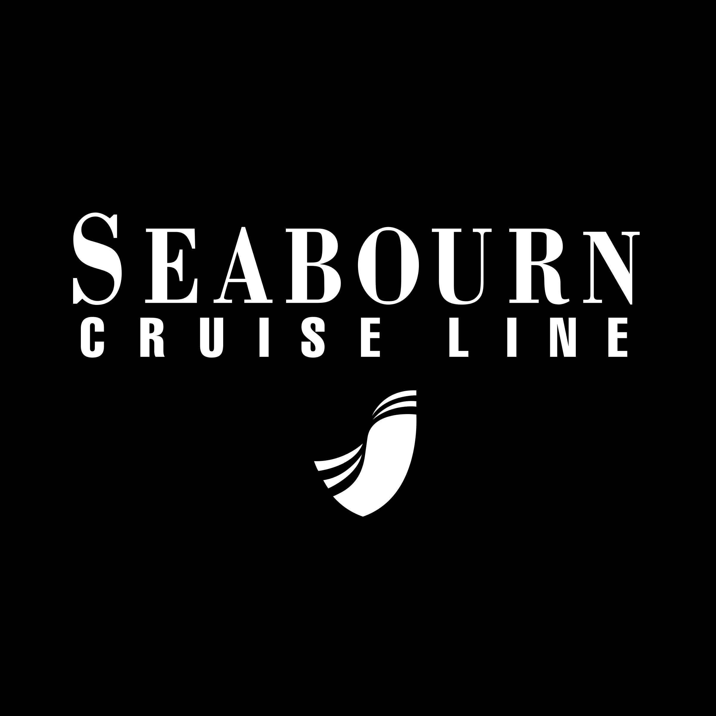 Seabourn Cruise Line Logo PNG Transparent & SVG Vector.