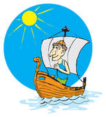 Stock Illustration of Navigator k7908496.