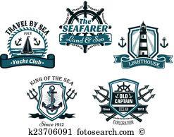 Seafarer Clip Art Illustrations. 224 seafarer clipart EPS vector.