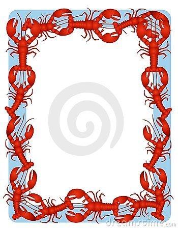 Seafood border clipart 5 » Clipart Portal.