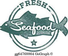 Seafood Clip Art.