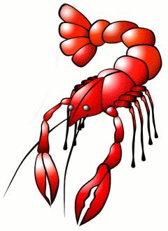 Free Seafood Clipart, 2 pages of free to use images.