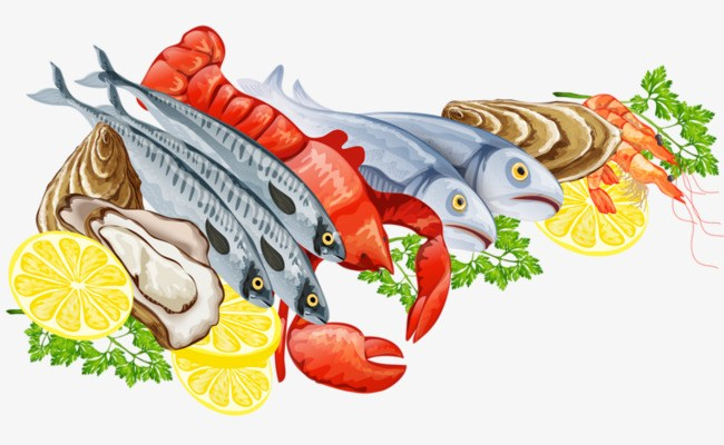 Seafood clipart 2 » Clipart Portal.