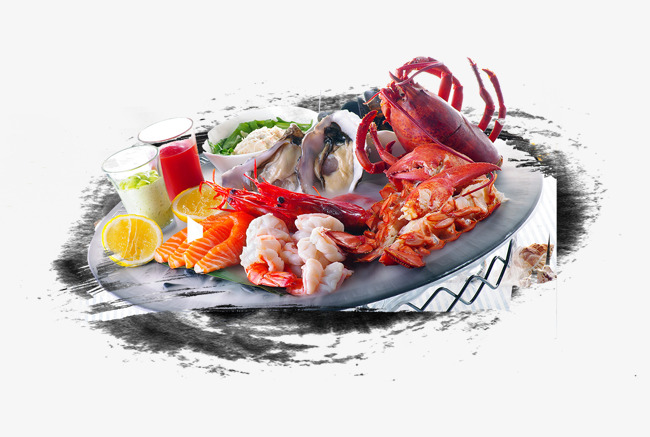 Download Free png Gourmet Seafood, Delicious Food, Seafood.