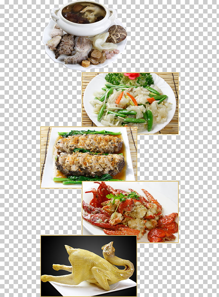 Thai cuisine Breakfast Chinese cuisine Plate lunch, seafood.