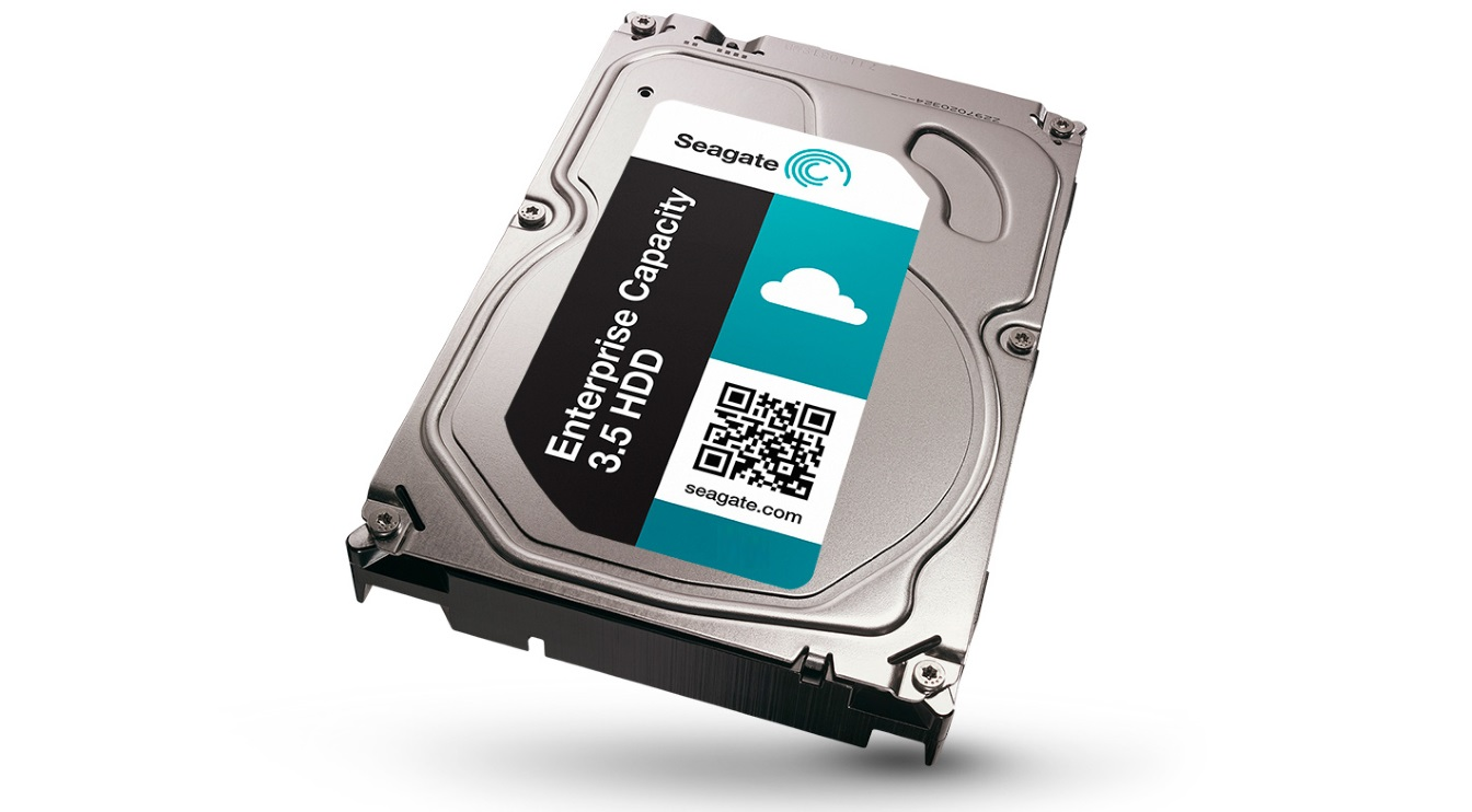Seagate plans 16TB drives for 2018, 20TB by 2020.