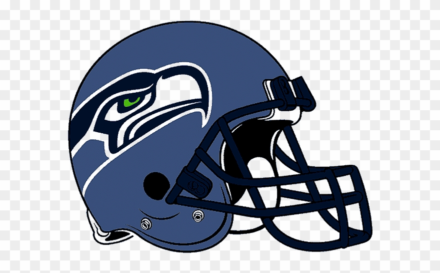 Seahawks Helmet Drawing Clipart Seattle Seahawks New.