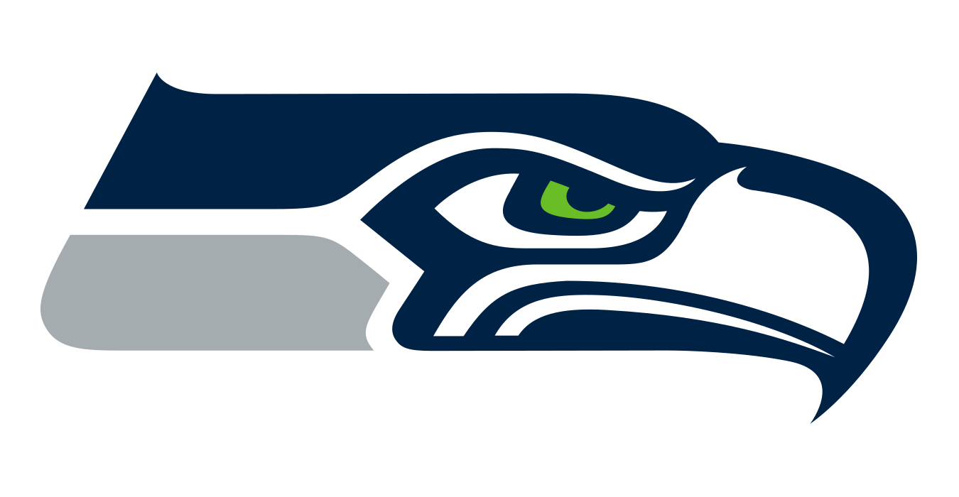 Meaning Seattle Seahawks logo and symbol.