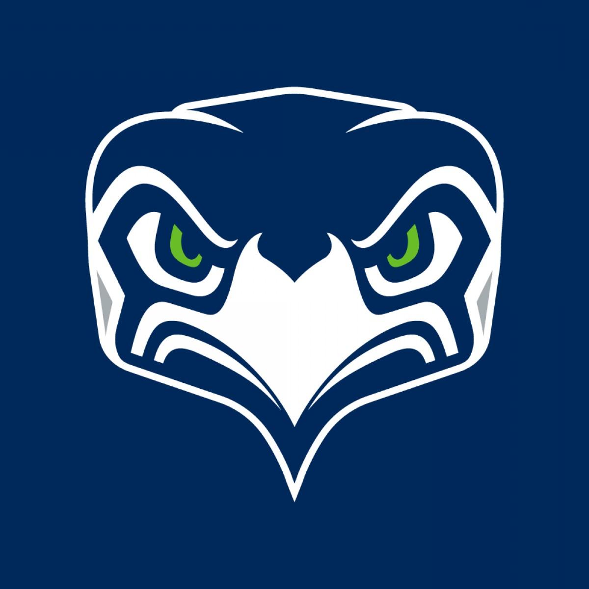 New Seattle Seahawks Alternate Logo.