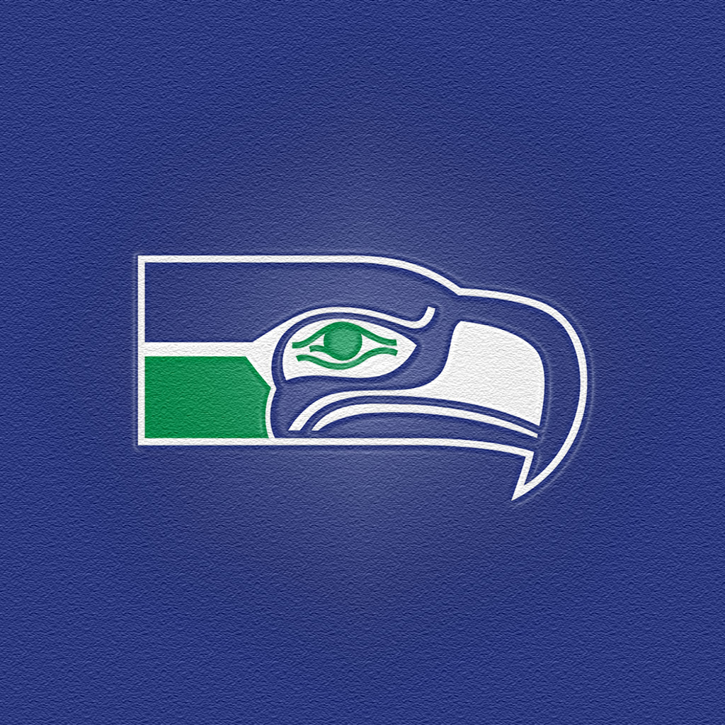 Free download Pin Seattle Seahawks Logo Wallpaper [1024x1024.