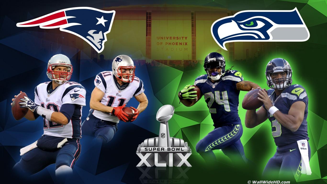 Super Bowl Seahawks Clipart.