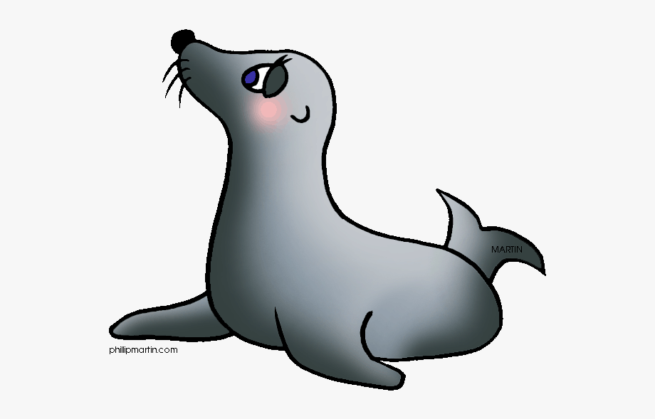 Seal Clip Art Seal Clip Art Clipart Panda Free Clipart.