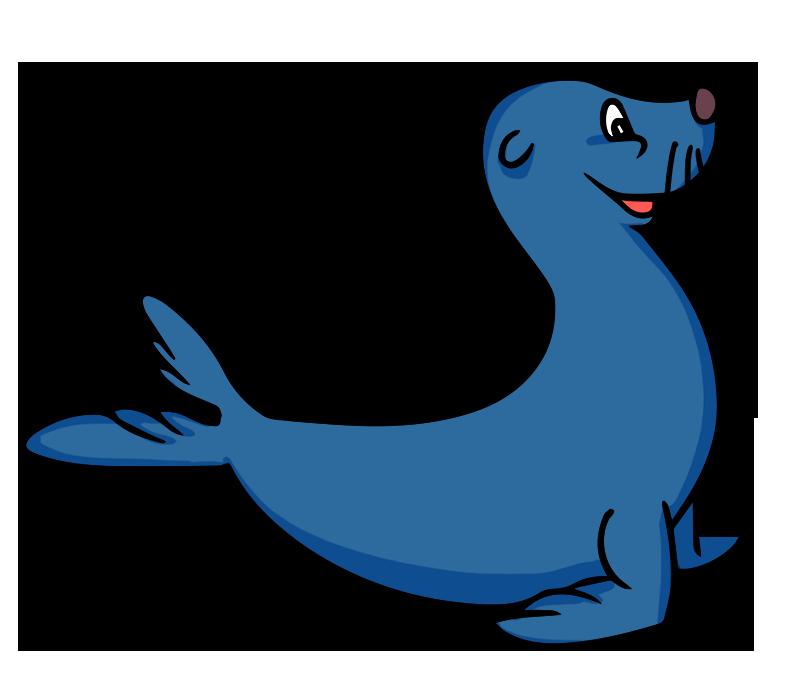Seal Clip Art Free.