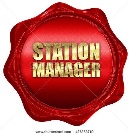 Railstation Stock Photos, Royalty.