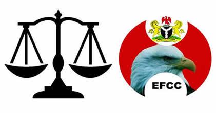 TR News] EFCC seals off ex.