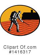 Paver Sealer Clipart #1417884.