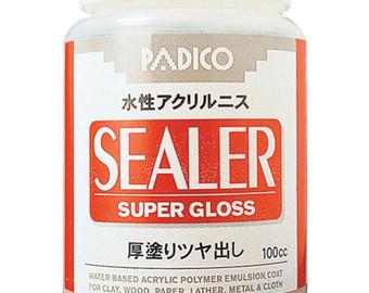 Metal sealer.