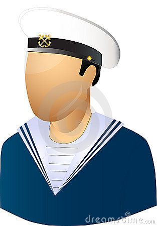 Seamen Stock Illustrations.
