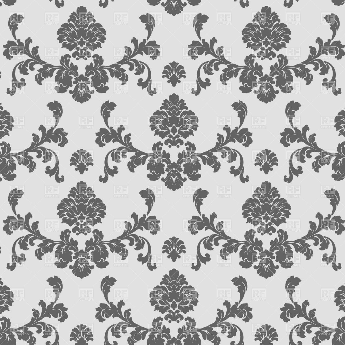 Seamless clipart pattern.
