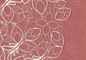 Lace Texture Free Vector Art.