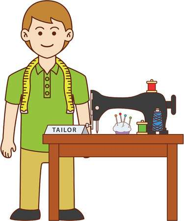 Seamstress clipart 5 » Clipart Station.