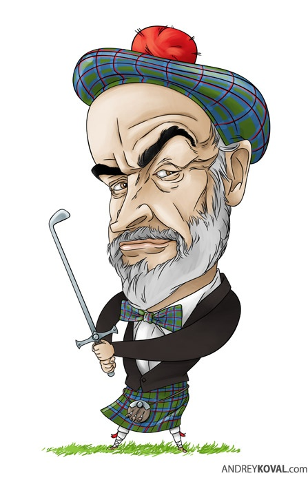 1000+ images about Sean Connery Caricature Collection on Pinterest.