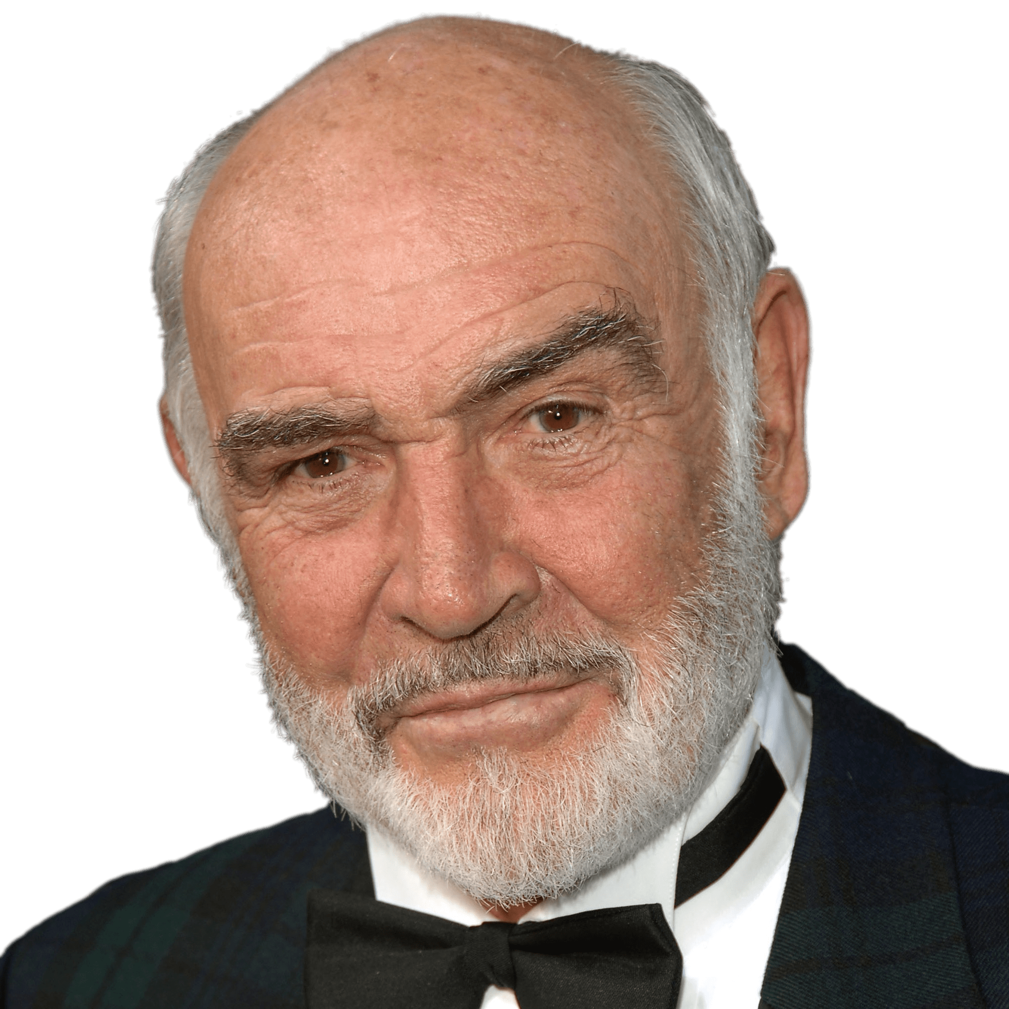 Sean Connery transparent PNG.