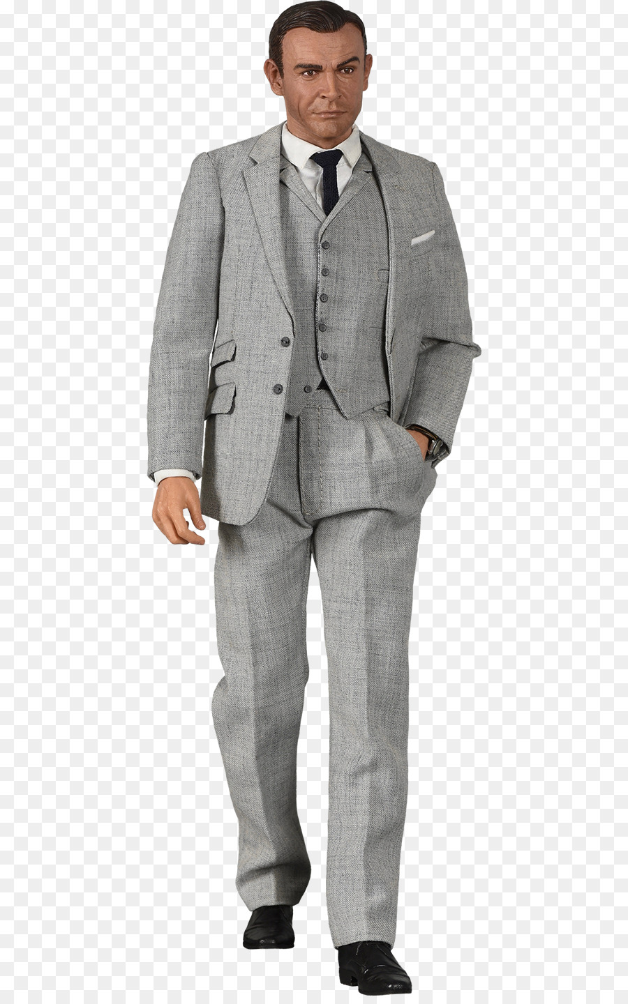 Sean Connery Standing png download.