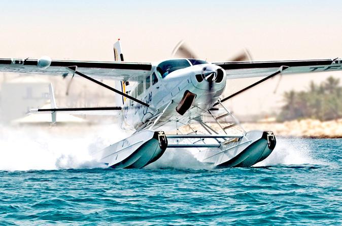 Dubai Seaplane Flight.