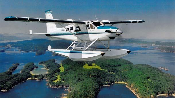 Seair Seaplanes.