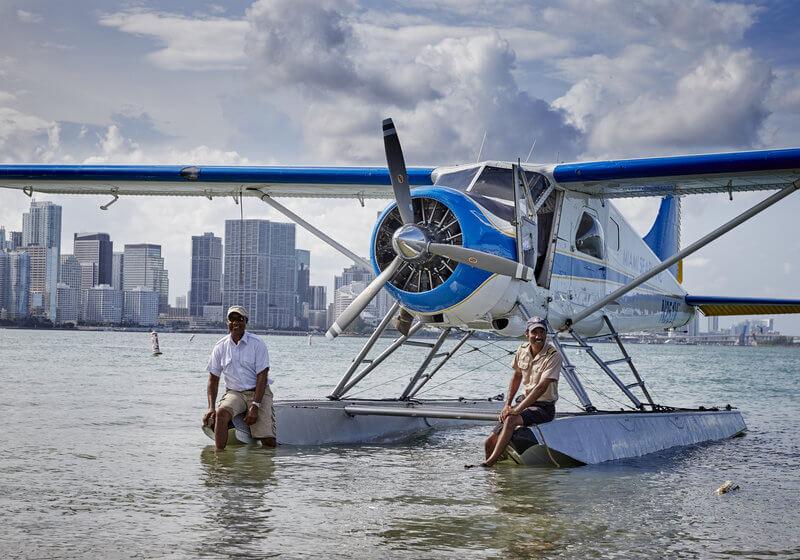 Miami Seaplane Tours.