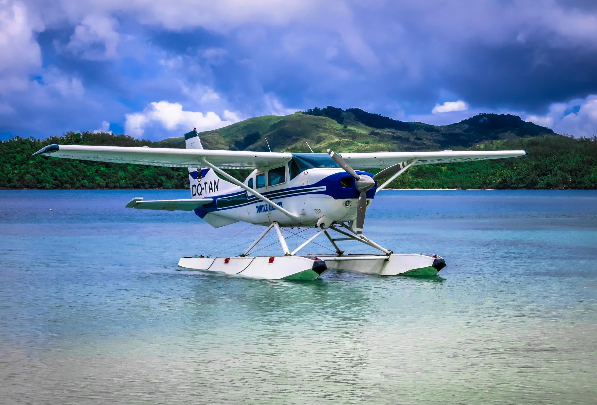 Destination: Blue Lagoon Beach Resort.